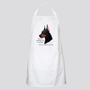 Dobe-Add Love BBQ Apron