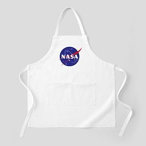 NASA Logo Apron (dark)