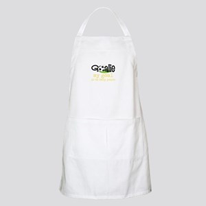 My Goal Is To Deny Yours Apron