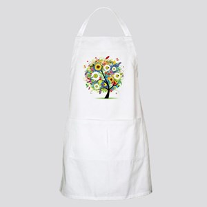 summer tree Apron