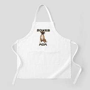 Boxer Mom Apron