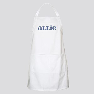 Allie Blue Glass Apron
