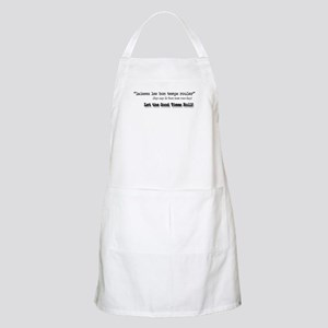 Let the Good Times Roll! Apron