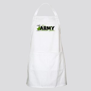 Sister Combat Boots - ARMY Apron