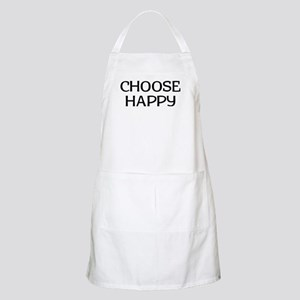 Choose Happy Light Apron