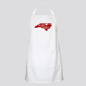 Everybody Loves a NC Girl (Re Apron