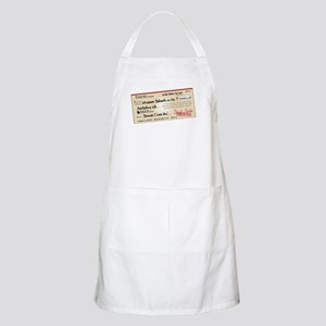 Paid in Full Apron