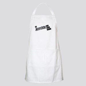 So Jeffster can rock again Apron