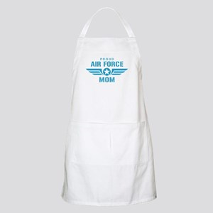 Proud Air Force Mom W Apron