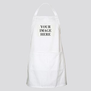 Your Photo Here Design Light Apron