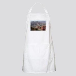 Grand Canyon, Arizona 2 (with caption) Apron