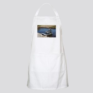 Florida swamp airboat 2 Light Apron