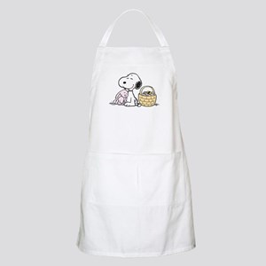Beagle and Bunny Apron