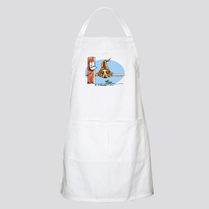 Wirehaired Dachshund Lover Apron