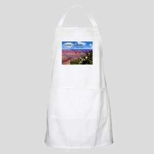 Grand Canyon NAtional Park Poster Apron