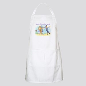 Were off to see the wizard Apron