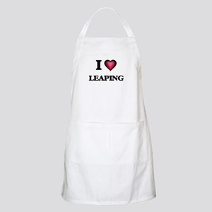 I Love Leaping Apron