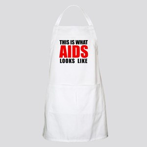 What AIDS looks like Apron