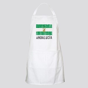 Vintage Andalusia Apron