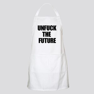 Unfuck the Future Apron