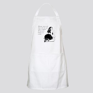 Beauty in all sizes BBQ Apron
