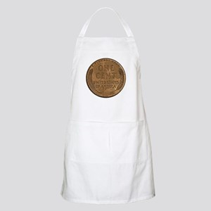 Lincoln Wheat Reverse BBQ Apron