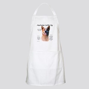 Cattle Dog (red) Light Apron