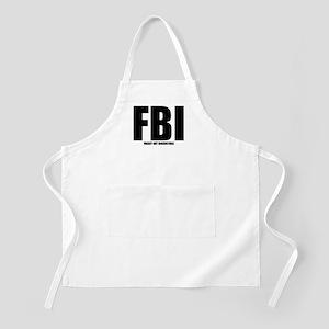 FBI Style 2<br> BBQ Apron