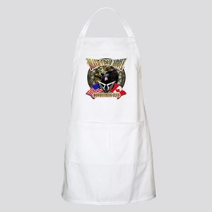 death from above bow hunting BBQ Apron