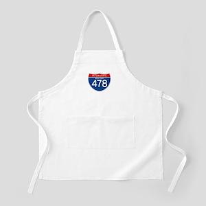Interstate 478 - NY BBQ Apron