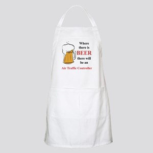 Air Traffic Controller BBQ Apron