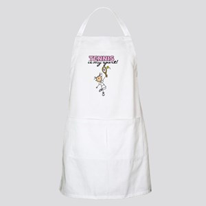 Tennis is my Sport BBQ Apron