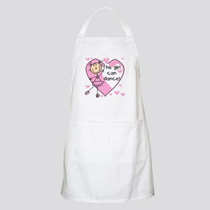 This Girl Can Dance BBQ Apron
