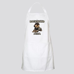 Wirehaired Dachshund Mom Apron