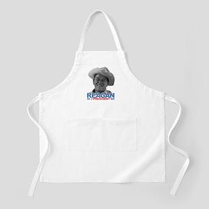 Reagan 1980 Election BBQ Apron