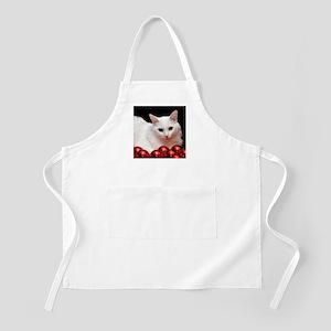 Xmas Cat Apron