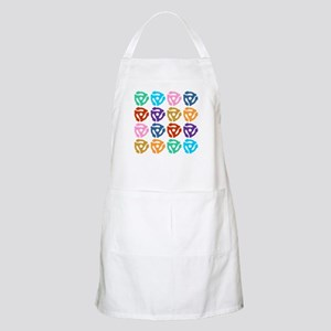 45 RPM Record Adapter Pop Art Apron