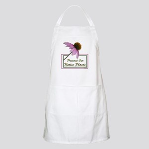 Native Plants Apron