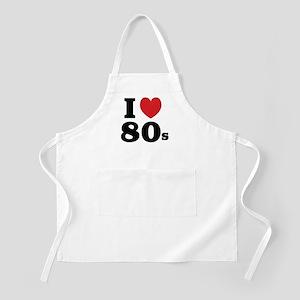 I Heart 80s Apron