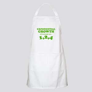 Exponential Growth Apron