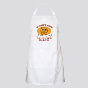 One Purrfect Daughter-In-Law Apron