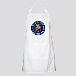 Star Trek Federation Of Planets Patch Apron