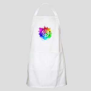 The 100 Heda (Pride Version) Apron