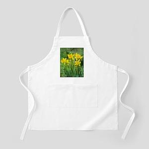 Daffodil Art Apron