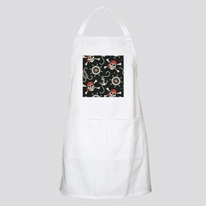 Pirate Skulls Apron