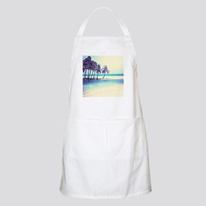 Tropical Beach Apron