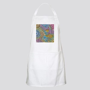 Colorful Abstract Apron