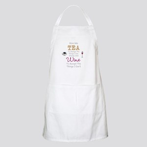 Tea and Wine Apron