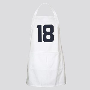 18 18th Birthday 18 Years Old Apron