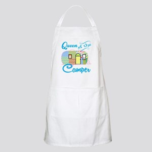 Queen of the Camper Light Apron